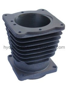 Precision Investment Castings Air Compressor Cylinder Head Hy Me 007