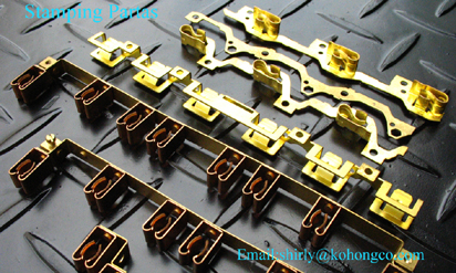 Precision Metal Stamping Parts And Socket
