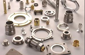Precision Parts Stainless Steel Part