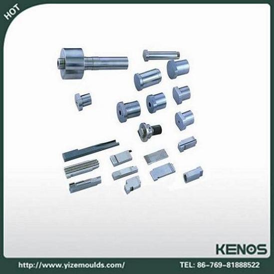 Precision Plastic Mold Components Manufacturer