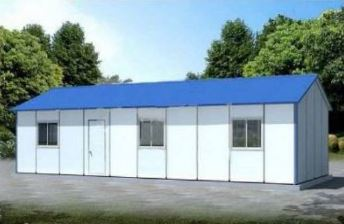 Prefabricated Steel Sandwich Panel Container House