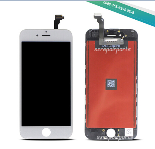 Premium Item Quality New Replacement Touch Screen Lcd For Iphone 6 White