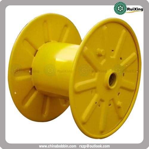 Pressed Steel Bobbin Cable Spool For Wire Copper Pnd 800