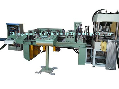 Pressed Steel Radiator Forming Machine