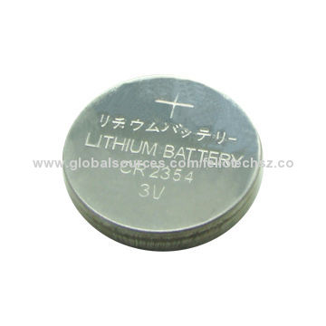 Primary Li Mno2 Coin Cell Battery Cr2354 3 0v 1 000 Hours Capacity For Calculator Small Electronics