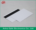 Printable Magnetic Stripe Pvc Card