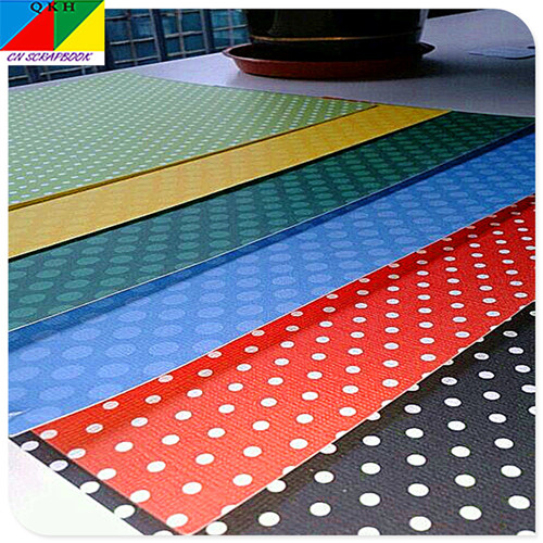 Printing Paper In Various Pattern