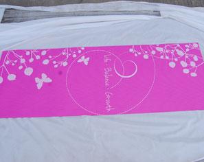 Printing Tpe Pvc Yoga Mats