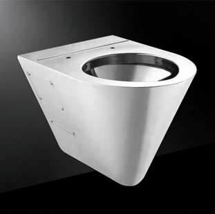 Prison Toilet Wall Hung 65292 Mount Jail Water Closet
