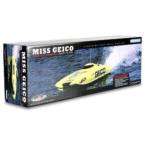 Pro Boat Miss Geico 29 Bl Catamaran Rtr