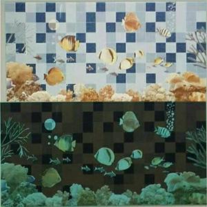 Pro Environment Photoluminescent Ceramic Tiles