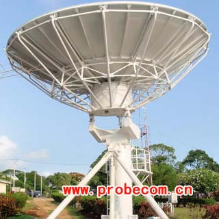 Probecom 6 2meter C And Ku Band Satellite Antenna