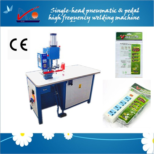 Product Packing Bag Welding Machine