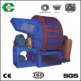 Products Of Zps Tire Shredder Offered By Jiangyin Xinda Machinery Co Ltd In China