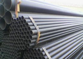 Professional Manufacturer Of Longitudinal Electric Welded Steel Pipe In China
