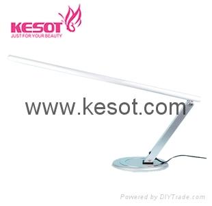 Professional Slimline Nail Table Lamp For Salon Ks Ptl001