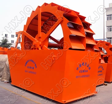 Professionally Designed Spiral Sand Washer