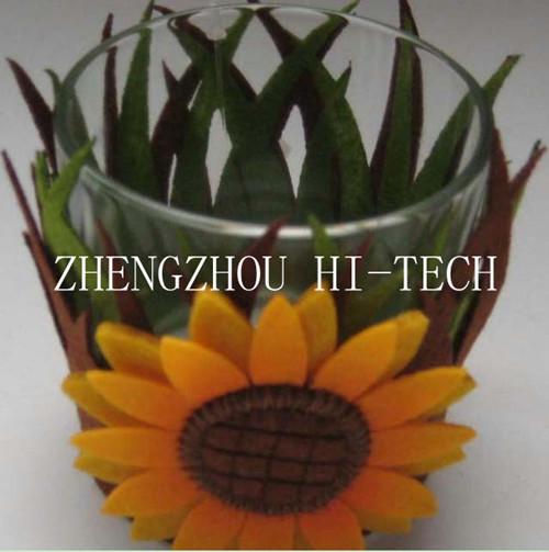 Promotion Gift Autumn Felt Glass Holder