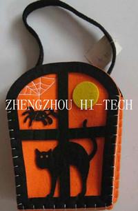 Promotion Gift Halloween Felt Bag