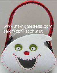 Promotion Gift Halloween Holiday Felt Basket
