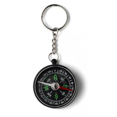 Promotional Compass Keyring