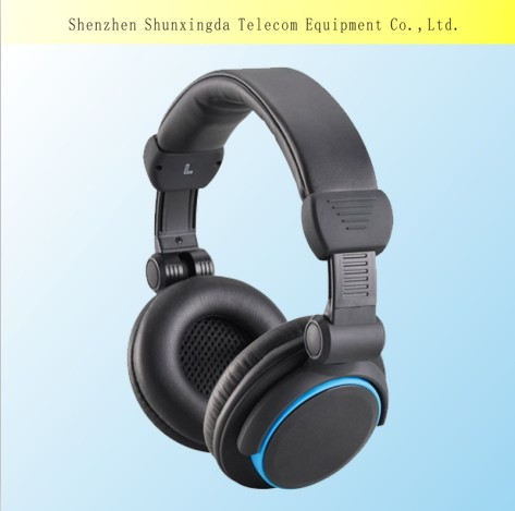 Promotional Headphone Headsets With Microphone