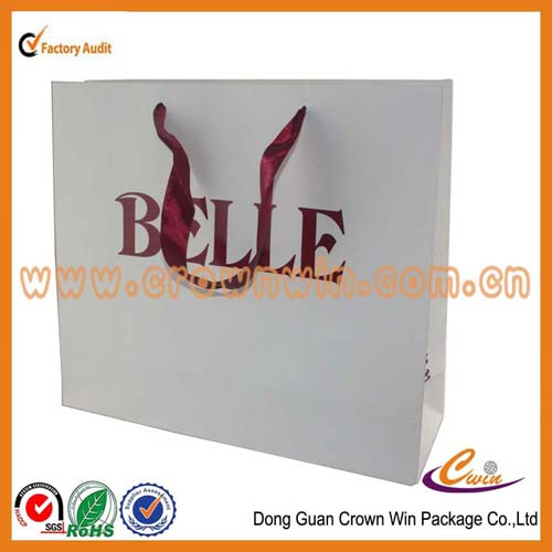 Promotional Paper Shopping Bag