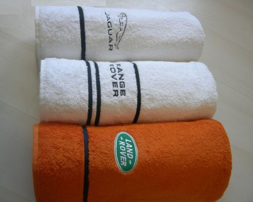 Promotional Towels Custom Logo Gift Embroidered