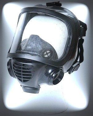 Provider Riot Control Gas Mask