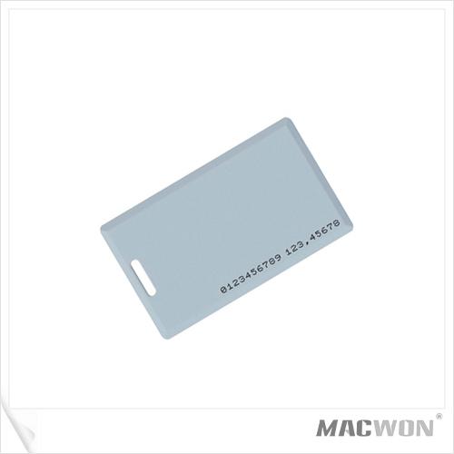 Proximity Card Rfid Pvc 125khz
