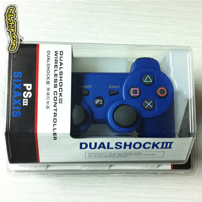 Ps3 Wireless Controller Dualshock3 Sixasix V3 56
