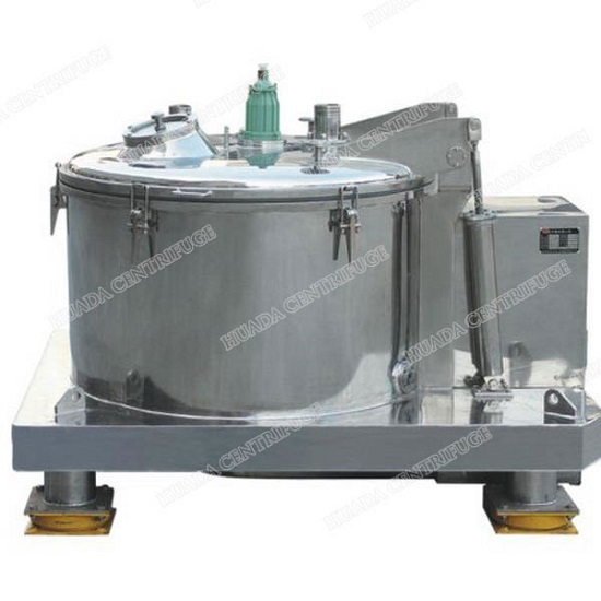 Psb Vertical Top Discharge Centrifuges
