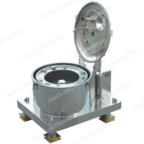 Psd Top Discharge Centrifuges With Filter Bag