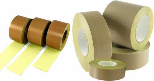 Ptfe Fiberglass Fabrics And Adhesive Tape