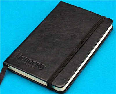 Pu Cover Moleskine Style Notebook Paper With Elastic Band
