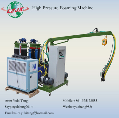 Pu Foaming Machine For Motorcycle Seats