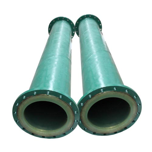 Pu Lining Wear Resistant Steel Pipe