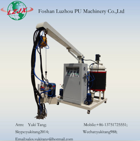 Pu Low Pressure Foaming Machine For Bus Seats