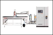 Pu Or Silicon Gasket And Foam Sealing Machine