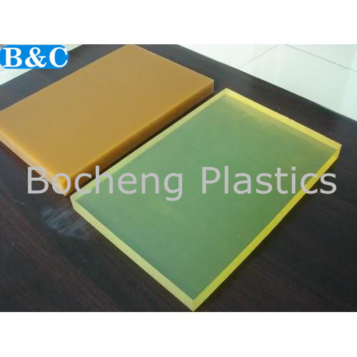 Pu Sheet With High Quality