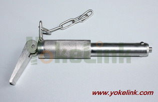 Pull Quick Release Pin Self Locking Clevis Detent Double Acting Lanyard Special Screws Nut Latch Bal