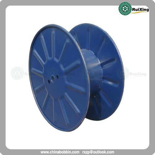 Punching Bobbin Drum Spool Reels Electric Cable Steel