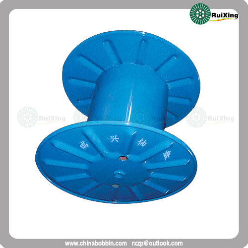 Punching Bobbin Great Quality Steel Metal Drums Industrial Drum For Electric Cables