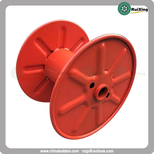 Punching Bobbin Great Quality Steel Metal Drums Reel Spool For Cable Wire