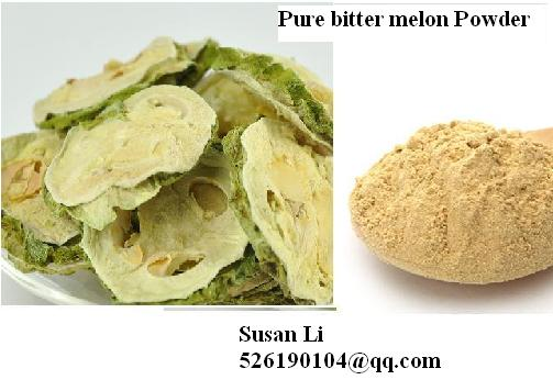 Pure Bitter Melon Powder Food Grade Loose Weight Diabetes Friendly Lower Blood Sugar Diet