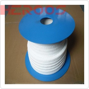 Pure Ptfe Packing With Oil Cixi Heroos Sealing Materials Co Ltd