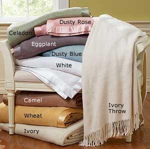 Pure Silk Blanket From Hangzhou China