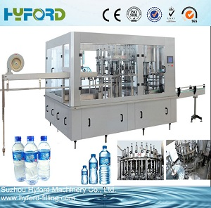 Pure Water Bottling Line