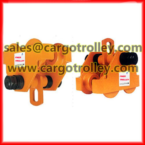 Push Trolley With Durable Quality