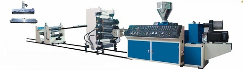 Pvc Abs Ps Sheet Production Line